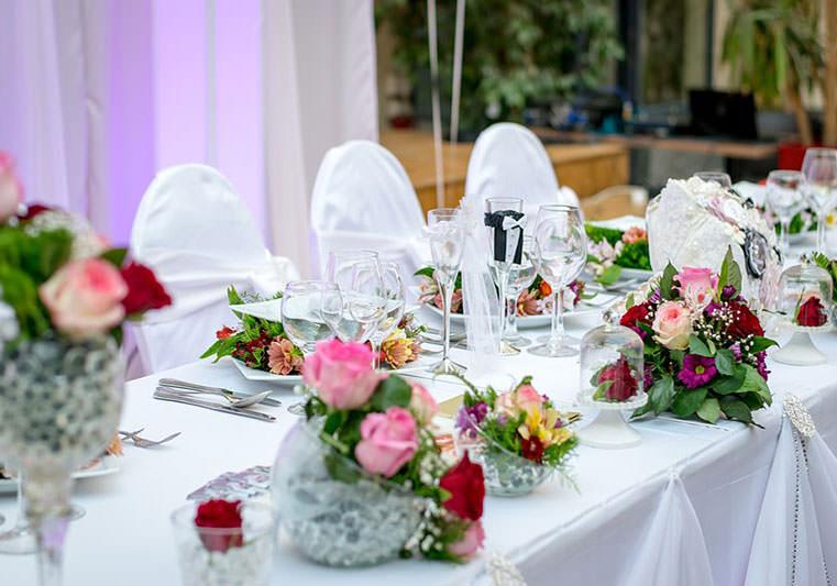 Свадебноый стол