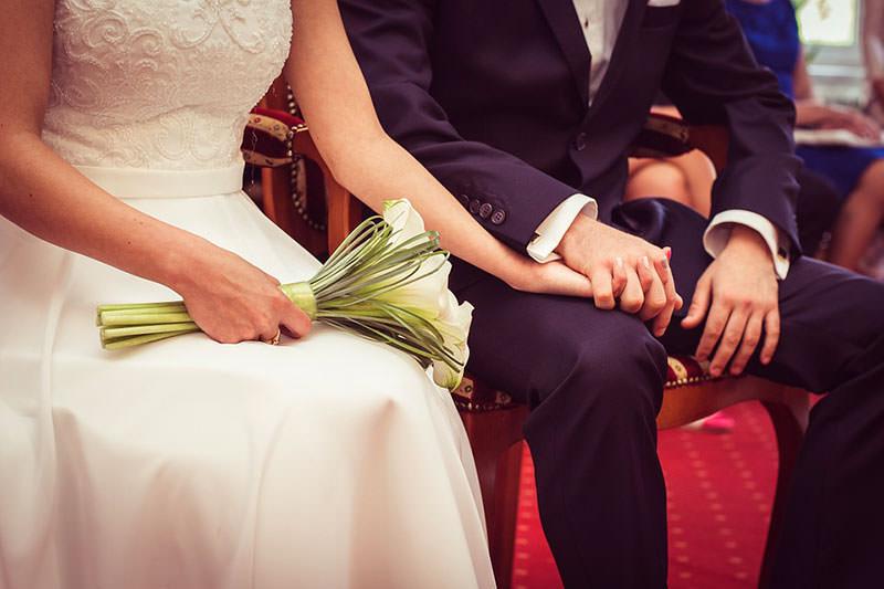 Преимущества свадебных букетов из калл