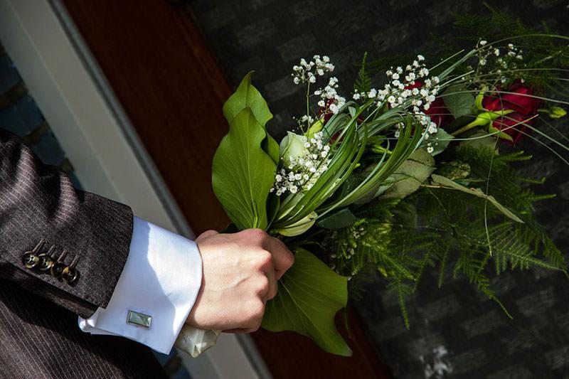 Цветы в подарок розы