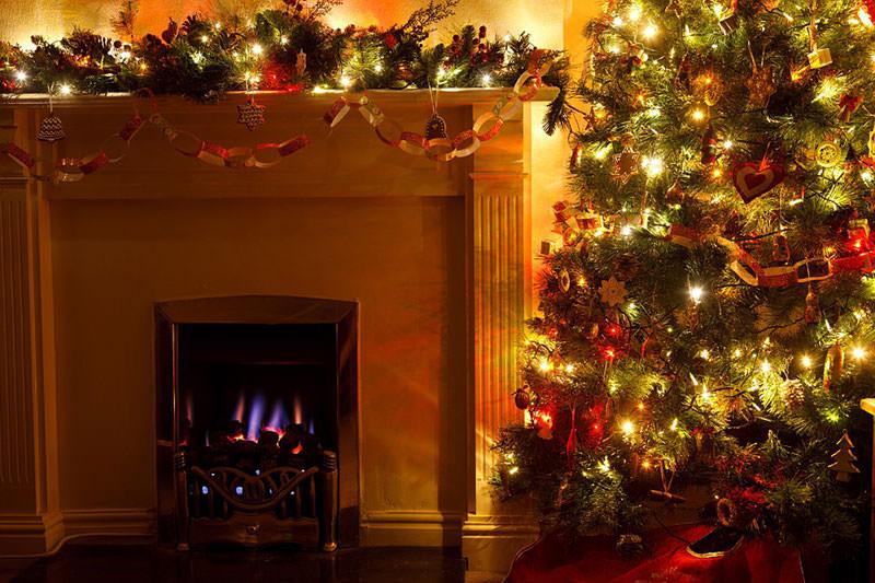 Новогоднее украшение дома: новогодний декор