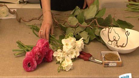Особенности составления свадебного букета