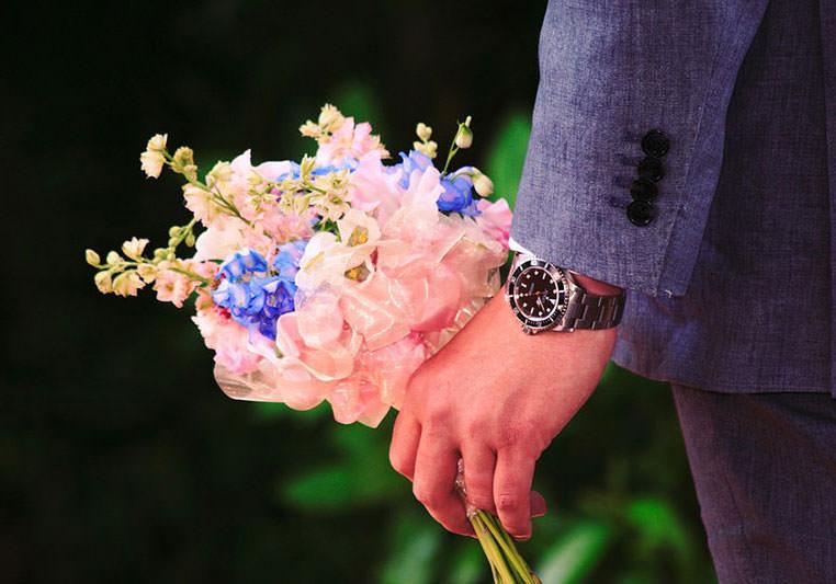 Свадебный букет невесты 2015