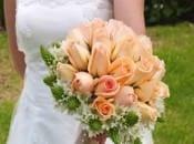 Свадебные букеты из роз фото галерея
