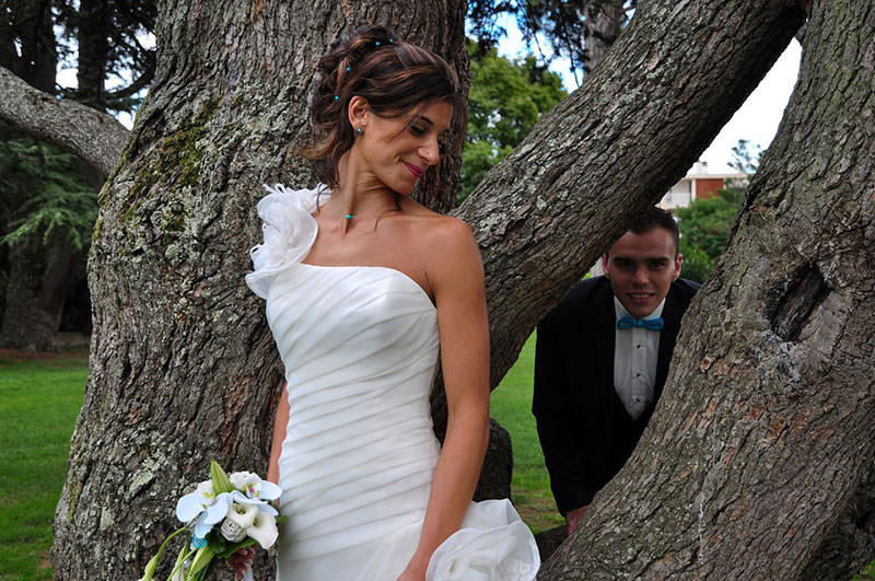Как оформить свадебные букеты из калл