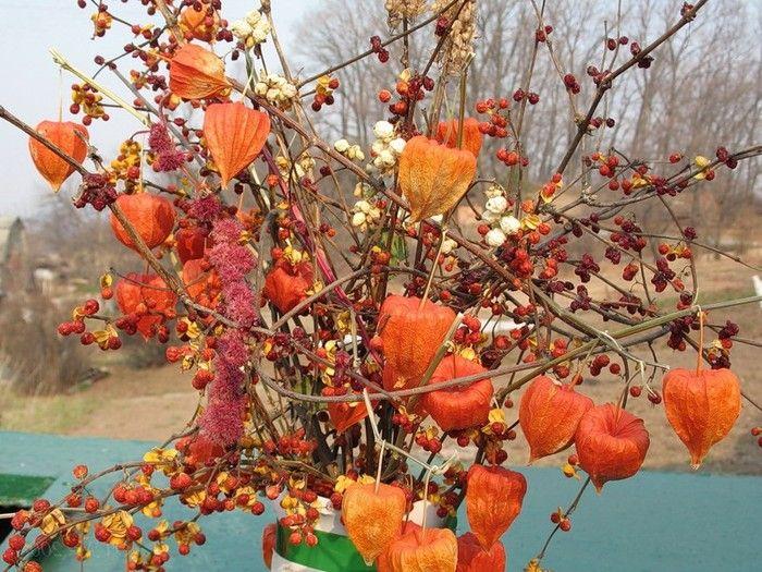 Осенний букет в садик