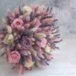Как сделать букет из сухоцветов своими руками