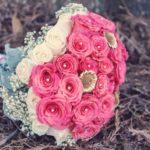 Как сделать основу для свадебного букета