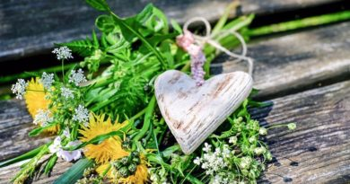 Как сделать букет из полевых цветов своими руками