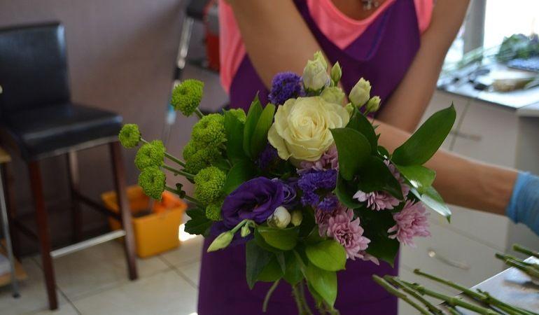 Цветы и зелень