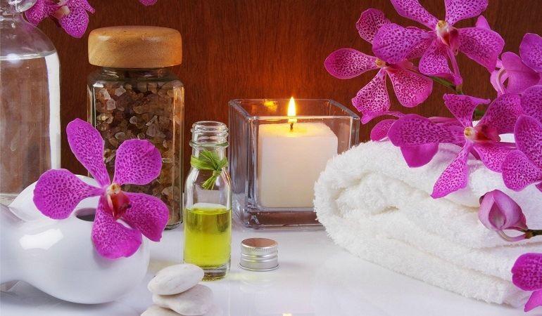 Орхидеи в косметике и парфюмерии