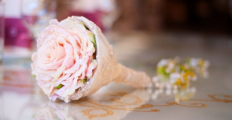 Свадебная гламелия