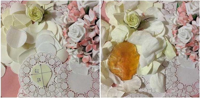 Розы из фоамирана (шаблоны, молд лепестка розы)