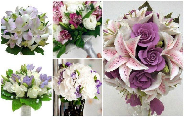 С какими цветами сочетается орхидея