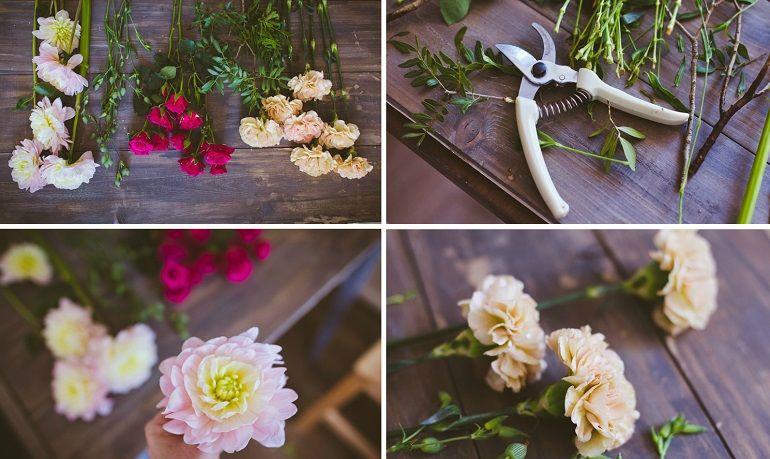 Букет-микс из цветов