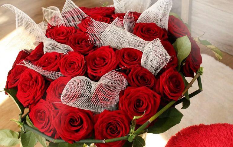 Цветочные подарки для любимых