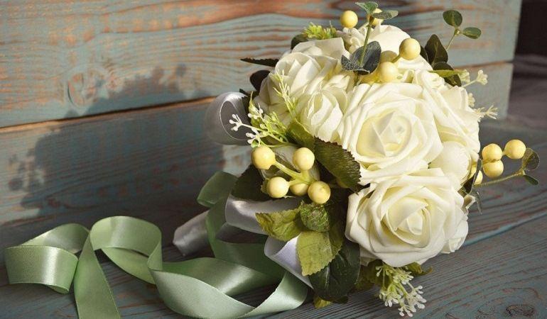 Дублер букета невесты