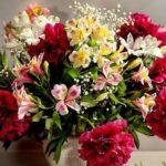Как составить букеты из цветов