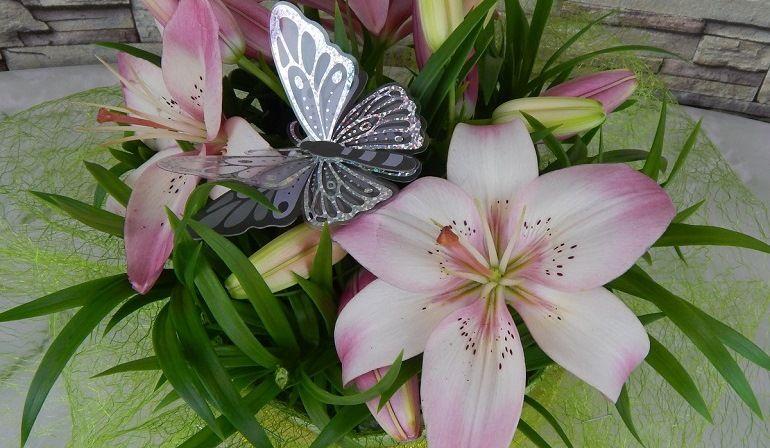 Как сохранить лилии