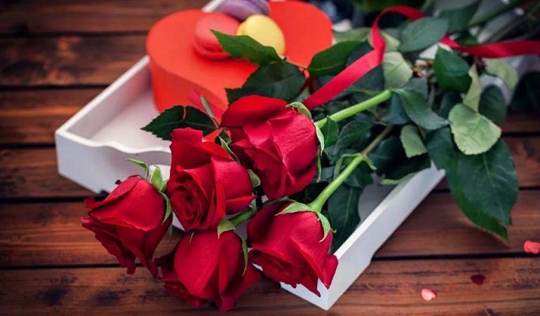 Как правильно выбрать розы для букета