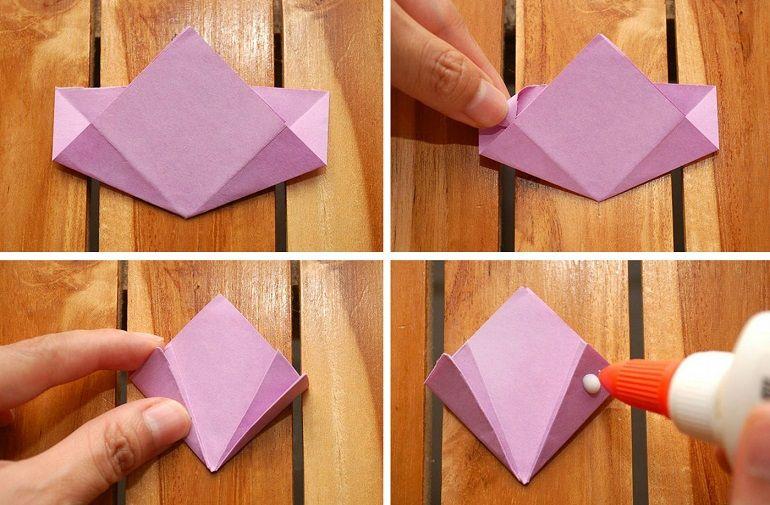 Как сделать цветок-кусудаму