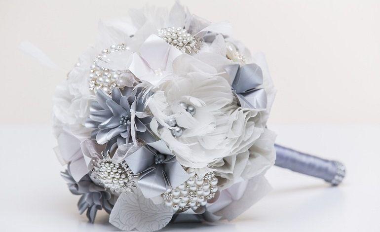 Оригинальные бумажные цветы