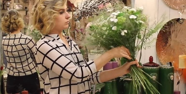 Подготовить полевые и луговые цветы