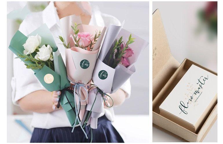 Корейская упаковка для цаетов