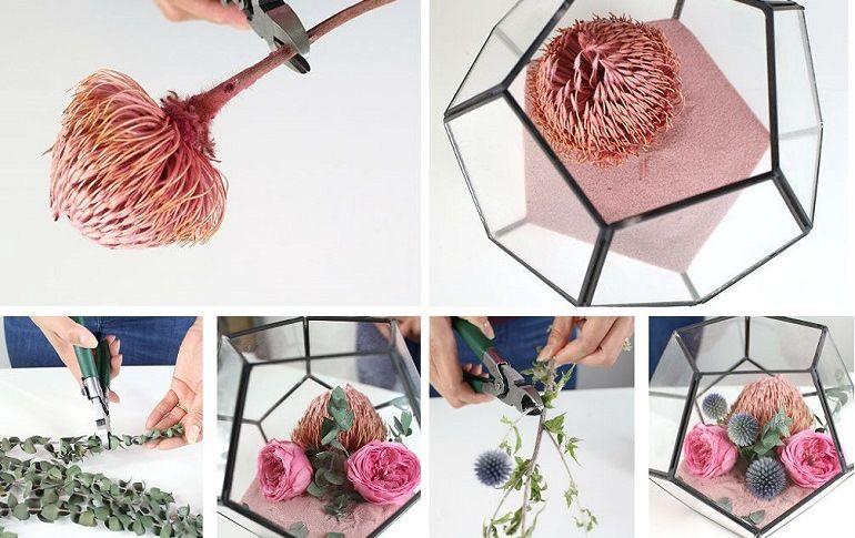 Стабилизированные или искусственные розы