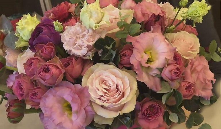 Цветы для составления композиции