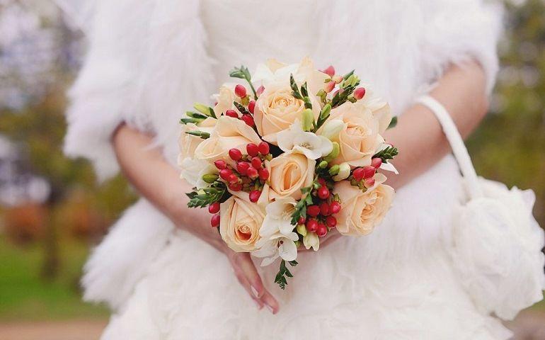 Букет невесты - приметы