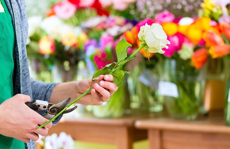 Выбор роз для букета