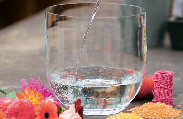 Вода для роз