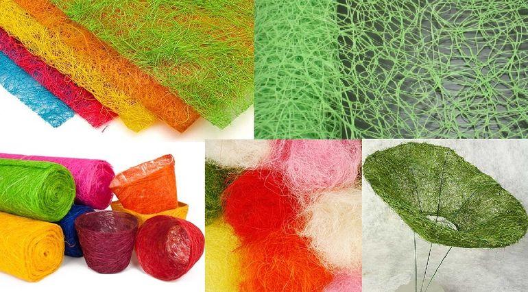 Новогодние букеты из сухофруктов - цветовая гамма
