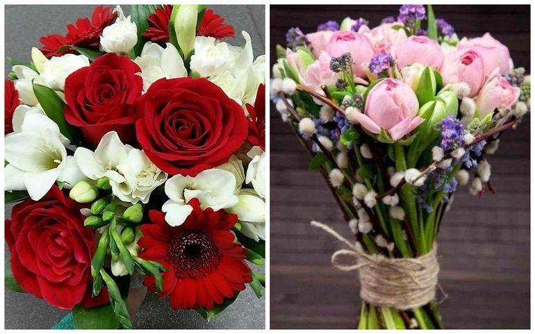 14 февраля - как дарить подарки и цветы