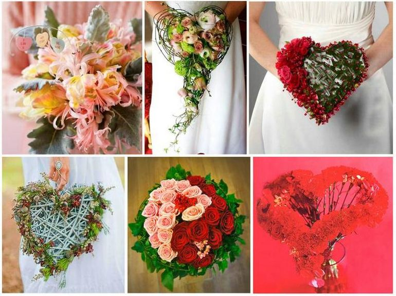 Валентинов день – красивые букеты