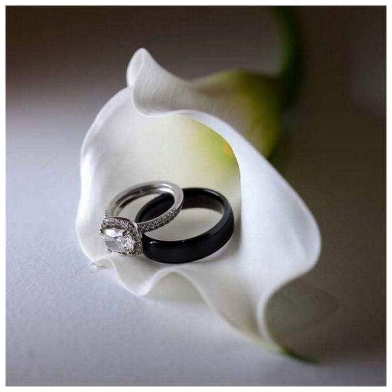 Букет из калл и роз для невесты - символика